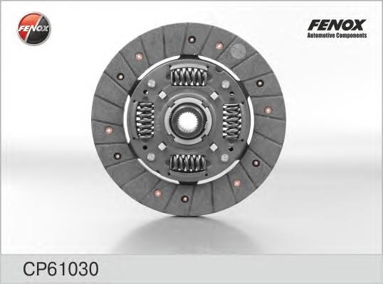 Диск сцепления Daewoo Nexia/Lanos 1,5 SOHC 94- CP61030