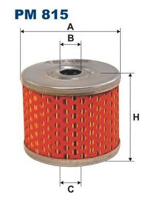Фильтр топливный PM815