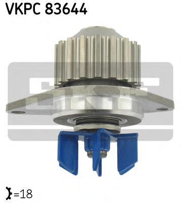 Водяная помпа VKPC83644