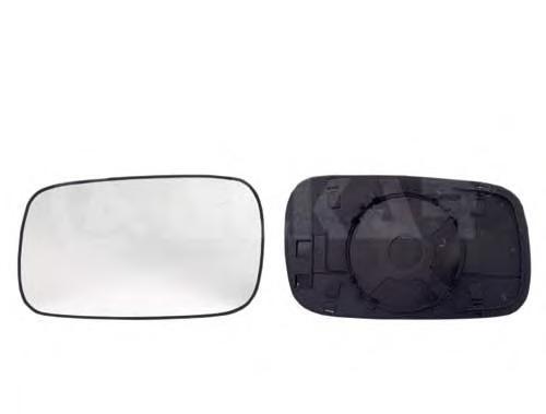 Стекло зеркала VW CADDY 96-04 левое