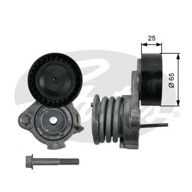 Ролик приводного ремня Opel Antara 2.0CDTI 07>