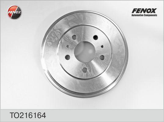 Барабан тормозной FORD Focus II DA, DB TO216164