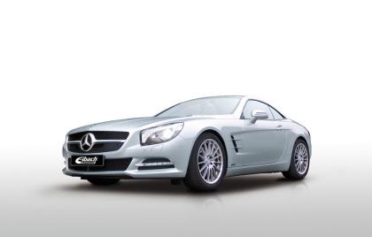 Eibach Mercedes-Benz SL