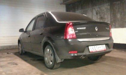 Eibach Renault Logan