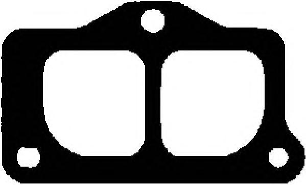 Прокладка выпускного коллектора FORD: GALAXY 2.0 i 95-06, SCORPIO I 2.0 i 85-94, SCORPIO I седан 2.0/2.0 i 86-94, SCORPIO I универсал 2.0/2.0 i 88-94, SCORPIO II 2.0 i 94-9