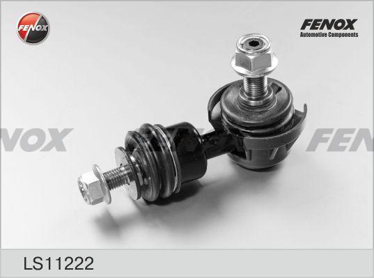 Тяга стабил. FENOX LS11222 FORD C-MAX II, FOCUS III, FOCUS III Saloon, FOCUS III Turnier, GRAND C-MAX ; VOLVO V40 Hatchback задн.
