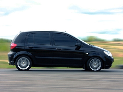 Eibach Pro-Kit на  Hyundai Getz