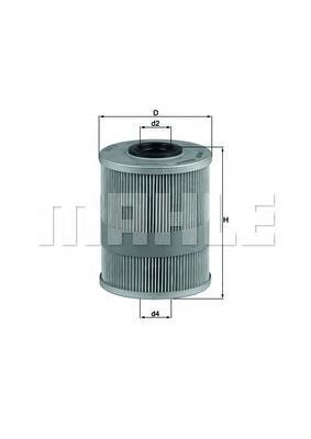 Фильтр топливный OPEL Astra G/Corsa C/Vectra B-C/Omega B