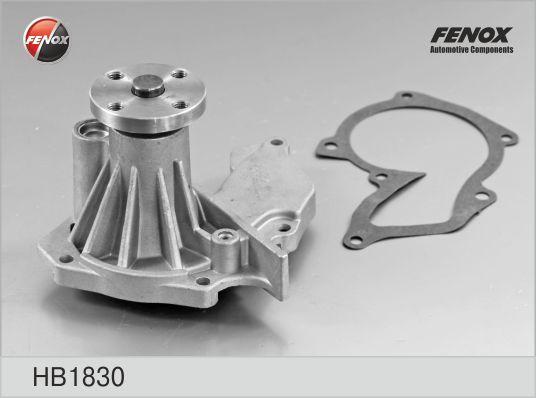 Насос водяной Ford C-max/Fiesta/Focus C-max/Fusion/Mondeo 1,2-1,6i 95> HB1830