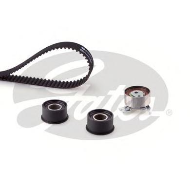 К-т ремень+ролик GATES K015408XS Opel Astra/Omega 1.8/2.0 16V 93-01