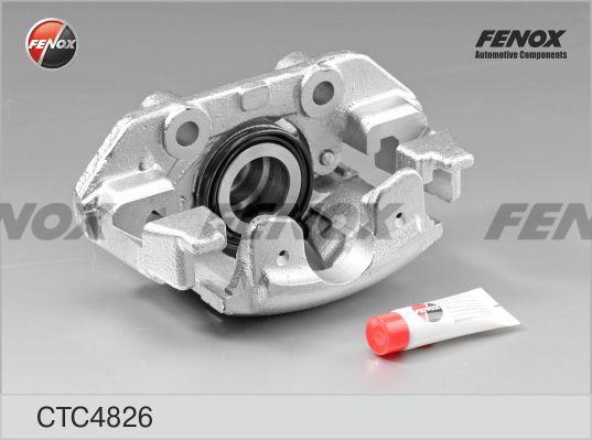 Суппорт FENOX CTC4826 тормозной DAEWOO LANOS (T100), NEXIA d=48, передний правый