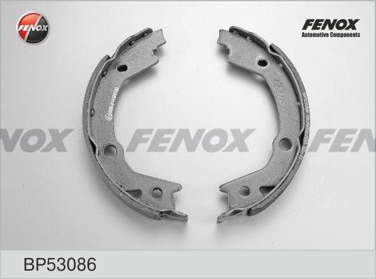 Колодки тормозные FENOX BP53086 Hyundai Tucson, Kia Sportage 04-
