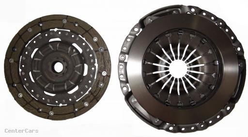 Комплект сцепления Focus II 2,0; Mondeo III 1,8 623312309