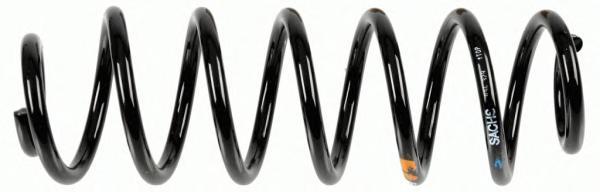 Пружина SACHS 994 329 SKODA SUPERB (3T4) ; VOLKSWAGEN GOLF PLUS (5M1, 521), GOLF V Variant (1K5), GOLF V (1K1), GOLF VI Variant (AJ5), JETTA III (1K2) задн.