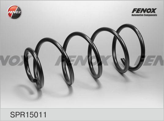 Пружина передняя FORD FOCUS II 05- 1,4, 1,6 SPR15011