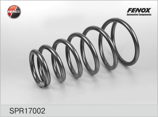 Пружина FENOX SPR17002 Hyundai Tucson/Kia Sportage 04-10 2.0, 2.7 задн. = 55330-2E600