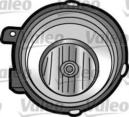 Фара противотуманная лев VW: TOUAREG (7LA, 7L6, 7L7) 3.2 V6 02-10