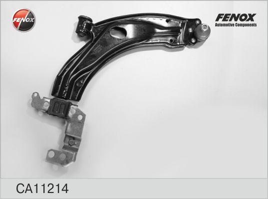 Рычаг передний правый Fiat Albea Rus, Doblo 01- CA11214