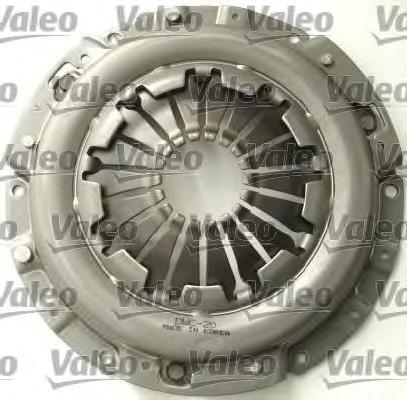 Сцепление VALEO 826631 AVEO T200 1.4 (96181199/96408623/90251210)