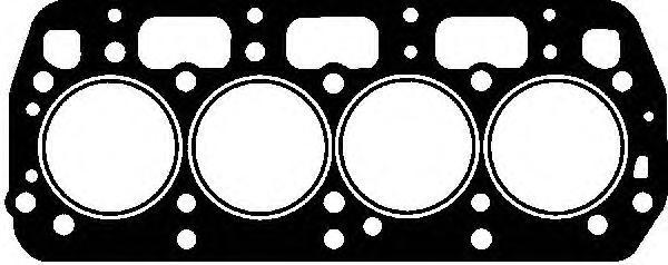 Прокладка ГБЦ Skoda Forman/Favorit 1.3 89-97