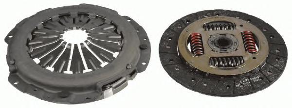 Комплект сцепления Land Rover Defender 2,2-2,4 4x4 (07-) 3000951539
