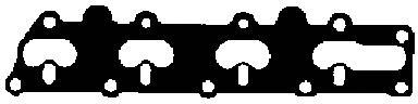 Прокладка коллектора Opel Vectra 1.8-2.2 16V 93> Ex