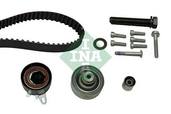 К-т ремень+ролик INA 530048210 VW Crafter 2.5TDi 06-