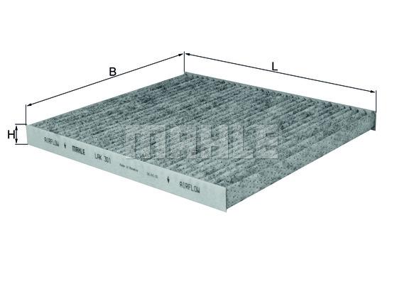 Фильтр салона угольный HYUNDAI: GENESIS 2.0/3.8 08-14, I30 1.6/1.7CRDI/2.0 11-, I40 1.6/1.7CRDI/2.0 11-, SOLARIS 1.4/1.6 10-, TUCSON 2.0/2.0CRDI/2.7 04-10