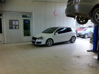 Eibach VW Golf V