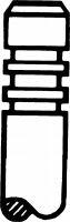 Клапан двигателя впускной CITROEN: SAXO 1.6/1.6 VTL,VTR 96-04, XSARA 1.6 i 97-05, XSARA Break 1.6 i 97-05, XSARA PICASSO 1.6 99-, XSARA купе 1.6 i 98-