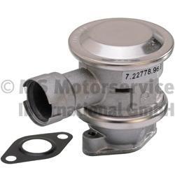 Клапан подачи дополнительного воздуха AUDI: A3 (8P1) 1.6/1.6 E-Power 03-, A3 Sportback (8PA) 1.6/1.6 E-Power 04-, A3 кабрио (8P7) 1.6 08- \ SEAT: ALTEA (5P1) 1.6/1.6 LPG 04-, ALTEA XL (5P