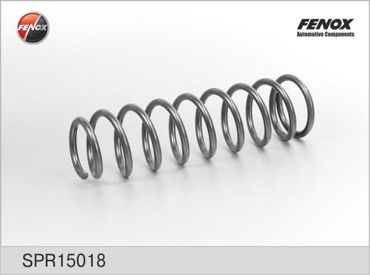 Пружина FENOX SPR15018 Mitsubishi Lancer IX седан 03-08 1.3, 1.6 задняя = MR594980