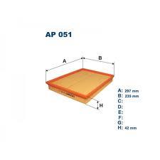 Фильтр воздушный AP051