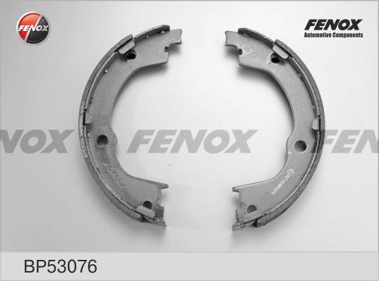 Колодки тормозные FENOX BP53076 Chevrolet Captiva; Opel Antara 2.4-3.2, 06-, AKEBONO
