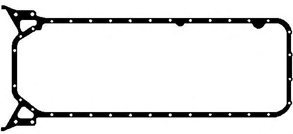 Прокладка поддона MB W210, SS Rexton
