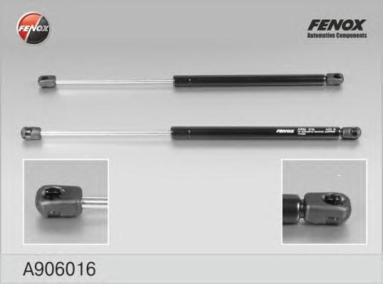 Амортизатор багажника FENOX A906016 Skoda Fabia 07-