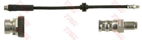 Шланг тормозной TRW PHB506 Focus II зад 435мм