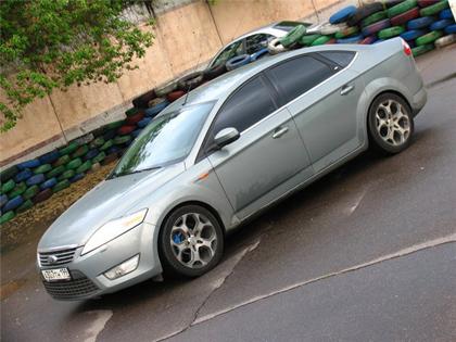 Eibach Pro-Kit на Ford Mondeo IV