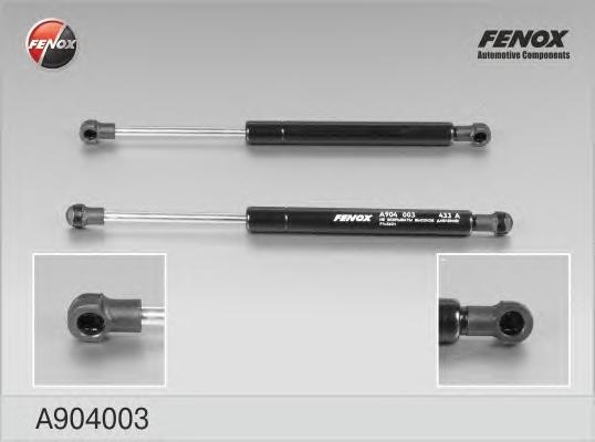 Амортизатор багажника FENOX A904003 Ford Mondeo III седан 00-07