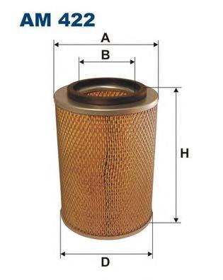 Фильтр воздушный FILTRON AM422