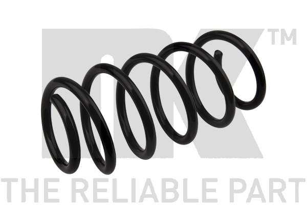 Пружина передней подвески / OPEL Zafira-B 1.6-1.8 XE1,XEP,XER 05~