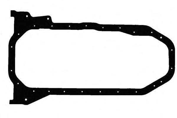 Прокладка масляного поддона Audi 100. VW T4 2.4TD/2.5TD 92>