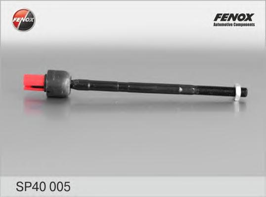 Тяга рулевая FENOX SP40005 Opel Astra G 98-09, Zafira A 99-05 (M18x1,5-298-M14x1,5) L=R