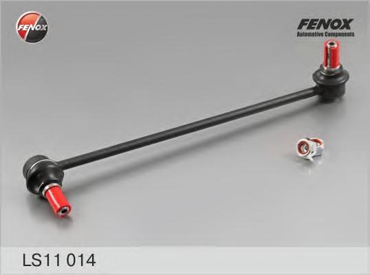 Тяга стабил. FENOX LS11014 Audi A3 03-, Skoda Octavia 04-, Superb 08-, VW Caddy III 04-, EOS 06-, Golf Plus 05-, Golf V 03-, Golf VI 08-, Jetta III 05-, Passat 05-, Tiguan 07-, Touran 03- пер.