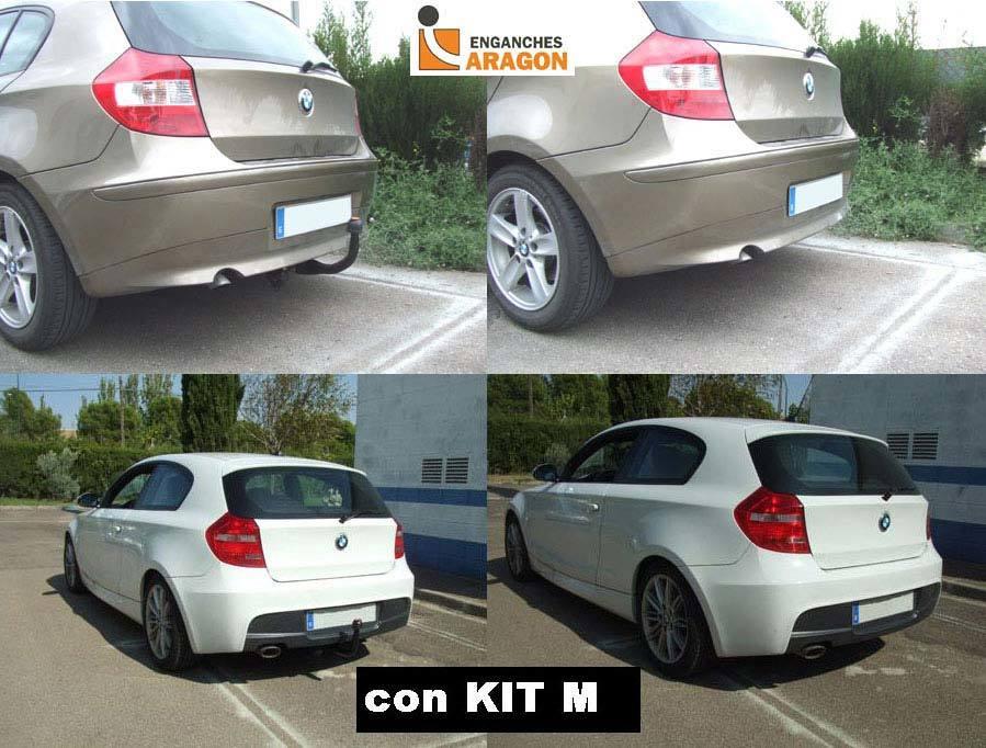 ТСУ на BMW SERIE 1 (E87) 2004->