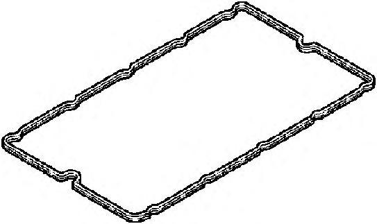 Прокладка клапанной крышки FORD TRANSIT 06- 2,0-2,2 TDCI