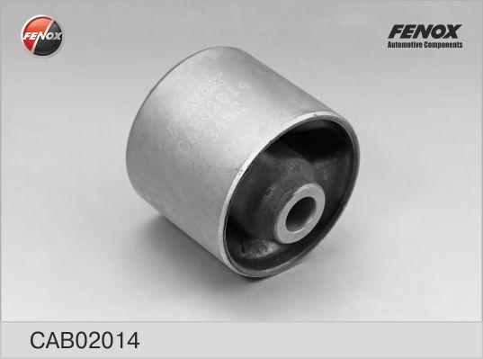 С/блок FENOX CAB02014 MMC Pajero-III задн.прод рычага