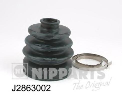 Пыльник ШРУС NIPPARTS J2863002 MMC/TOYOTA 25*88*105