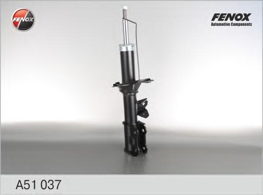 Амортизатор передн левый KIA Picanto 04- A51037