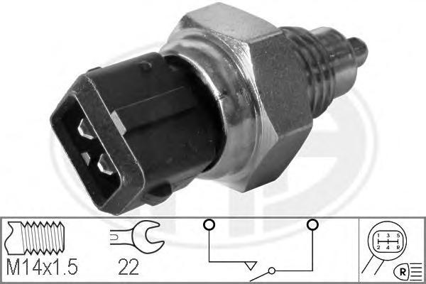Датчик заднего хода CITROEN: BERLINGO (MF) 1.8 D (MFA9A)/1.8 i (MFLFX)/1.8 i 4WD (MFLFX)/1.9 D (MFDJY)/1.9 D (MFWJZ)/1.9 D 4WD (MFWJZ)/2.0 HDI 90 (MFRHY) 96-, BERLIN